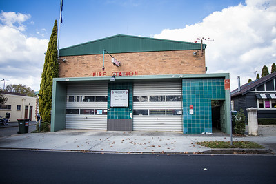 FRNSW 226 Blackheath Fire Station