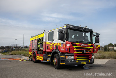 FRNSW - ME215 - Scania Pumper by Kuipers Engineering