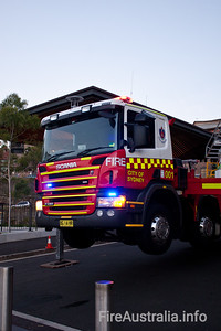 Fire Rescue NSW - Ladder Platform 1