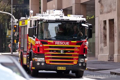 FRNSW Rescue Pump 1