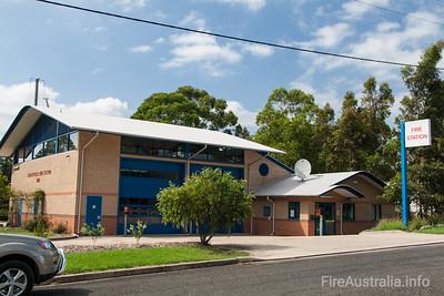NSWFB 102 Regentville Fire Station