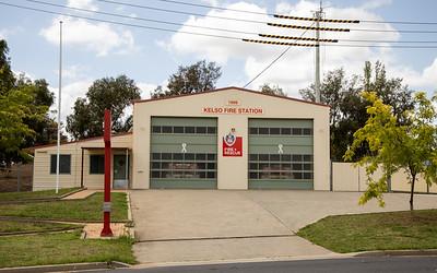 FRNSW 105 Kelso Fire Station
