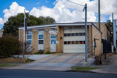 FRNSW 19 Silverwater Fire Station