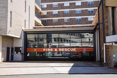 FRNSW 20 Hurstville Fire Station