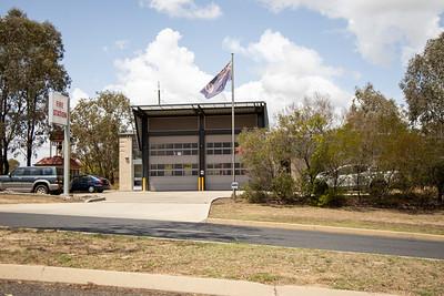 FRNSW 216 Bathurst Fire Station