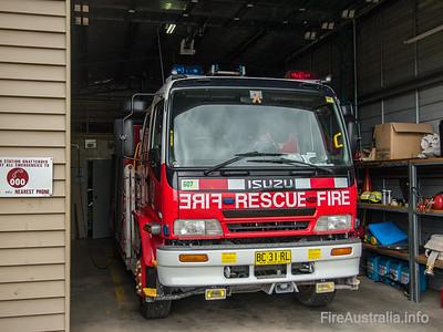 FRNSW 229 Boggabri Rescue Pumper