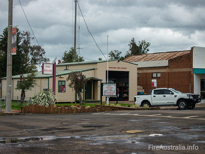 FRNSW 229 Boggabri Fire Station