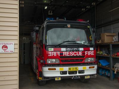 FRNW 229 Boggabri Fire Station
