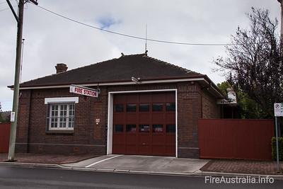 Fire Rescue NSW 234 Bowral Fire Station