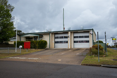 FRNSW 237 Branxton Fire Station