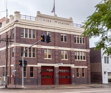 FRNSW 24 Manly Fire Station
