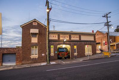 FRNSW 254 Cessnock Fire Station
