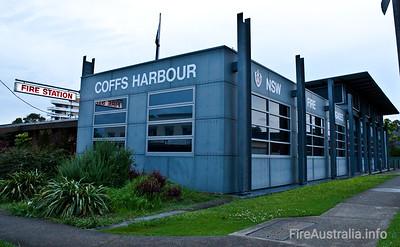 NSWFB 257 Coffs Harbour Coffs Harbour Fire Station, NSW Fire Brigades  October 2010