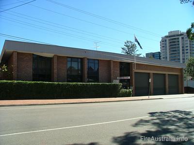 FRNSW Parramatta 27 Station