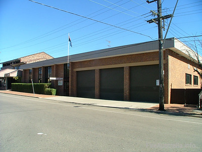 FRNSW Parramatta 27 Station April 2006