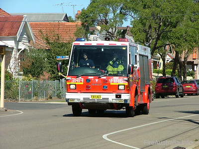 NSWFB SP27 Parramatta  April 2006 Fuji