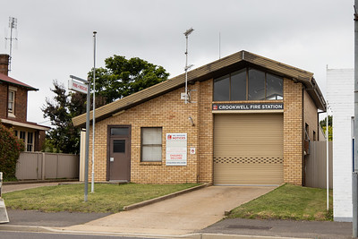 FRNSW 271 Crookwell Fire Station