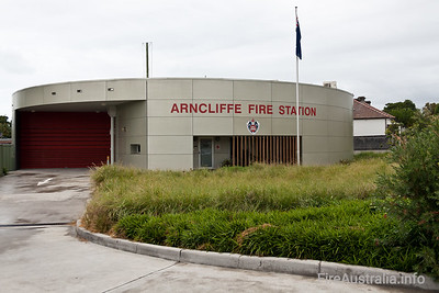 FRNSW Arncliffe 29 Station