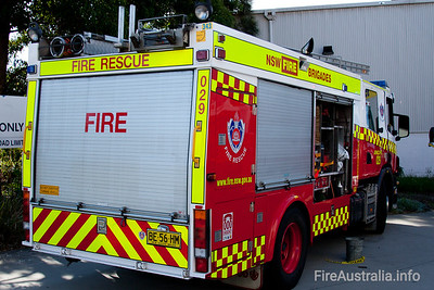 NSWFB P29 Arncliffe