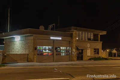 FRNSW 305 Goulburn Fire Station