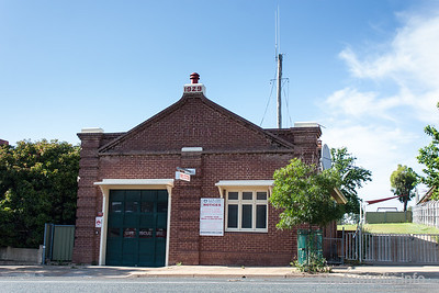 NSWFB 308 Grenfell Fire Station