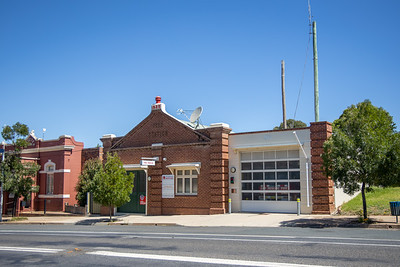 FRNSW 308 Grenfell Fire Station