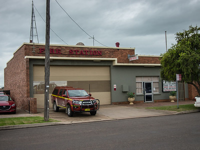 FRNSW 314 Gunnedah Fire Station