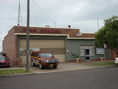 FRNSW 314 Gunedah Fire Station