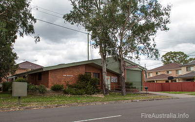 FRNSW 32 Mt Druitt Fire Station