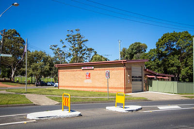 FRNSW 34 Riverwood Fire Station