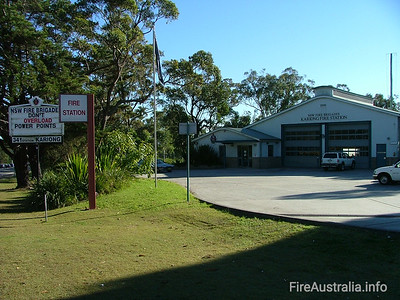 FRNSW 341 Kariong Fire Station