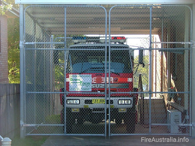 FRNSW 349 Kurri Kurri Fire Station June 2006