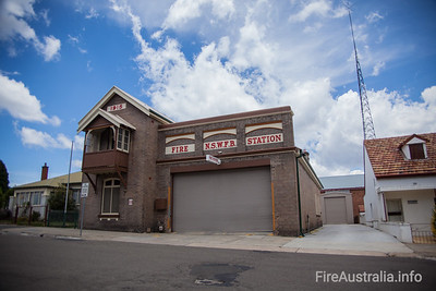 FRNSW 363 Lithgow Fire Station