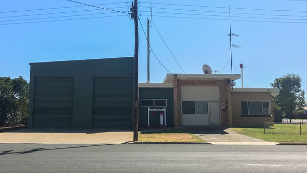 FRNSW 379 Moama Fire Station
