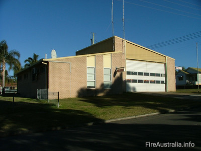 FRNSW 383 Morriset Fire Station