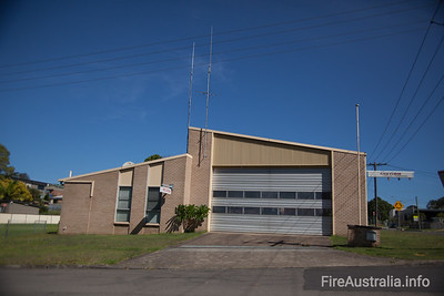 FRNSW 383 Morisset Fire Station