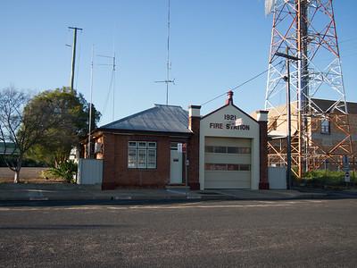 FRNSW 399 Narrabri Fire Station
