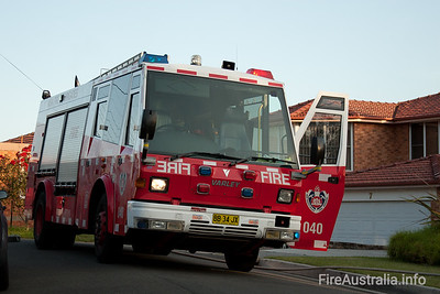 NSWFB SP40 Willoughby