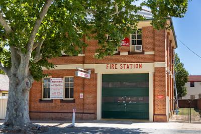 FRNSW 400 Narrandera Fire Station