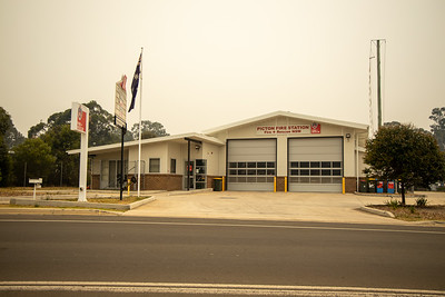 FRNSW 421 Picton Fire Station