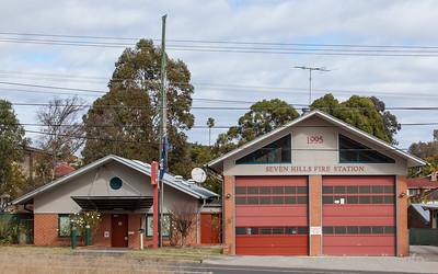FRNSW 43 Seven Hills Fire Station