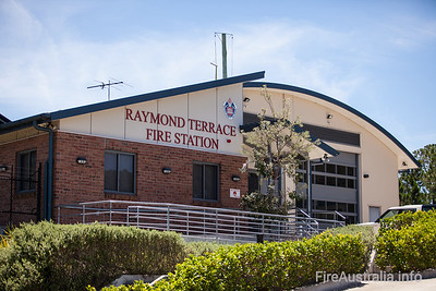 FRNSW 432 Raymond Terrace Fire Station