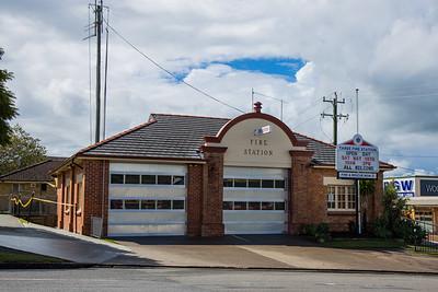 FRNSW 453 Taree Fire Station
