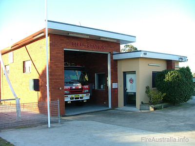 NSWFB 470 Toukley Fire Station NSWFB 470 Toukley Fire Station  July 2006