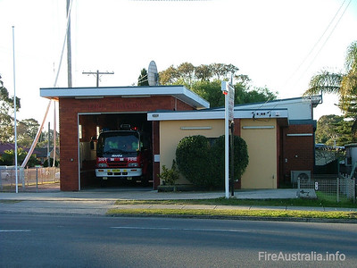 NSWFB 470 Toukley Fire Station