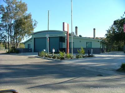 NSWFB 485 Wangi Wangi Fire Station NSWFB 485 Wangi Wangi Fire Station  July 2006