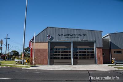 FRNSW 49 Cabramatta Fire Station
