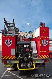 NSWFB Tanker 511 Yass