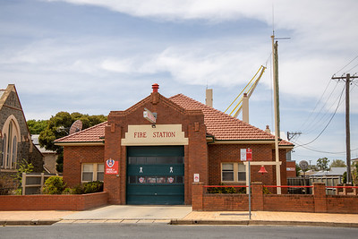 FRNSW 513 Young Fire Station
