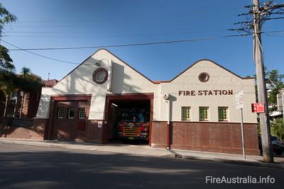 FRNSW 53 Neutral Bay Fire Station